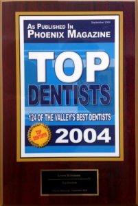 2004-top-dentist-phoenix-magazine-scottsdale-arizona-85253