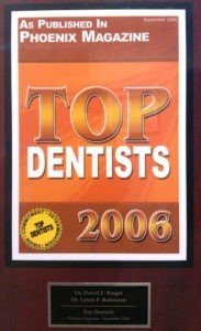 2006-top-dentist-phoenix-magazine-scottsdale-arizona-85253